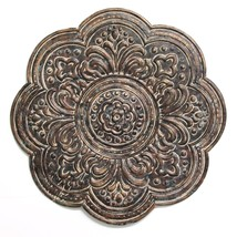 Rustic Bronze Medallion Wall Decor - $27.86