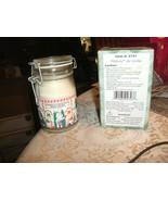 20#34      New in Box Unburned Pillsbury Doughboy Christmas Jar Candle 2003 - $18.80