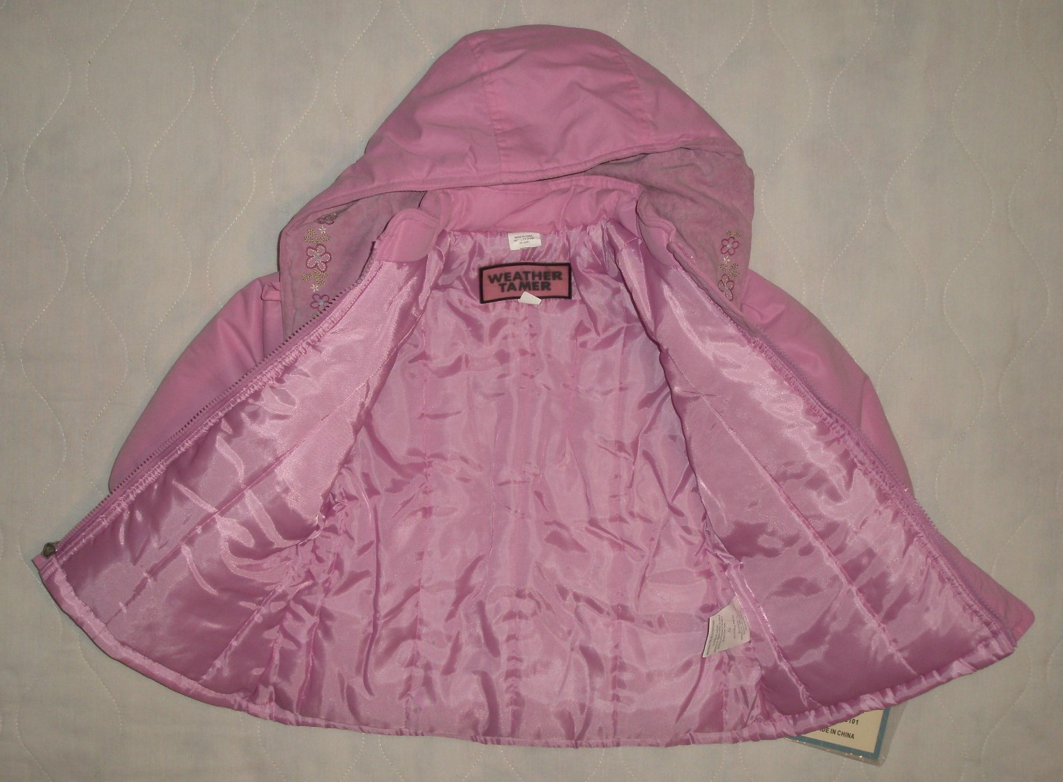 a08117214 NWT Weather Tamer Toddler Girls Pink Winter and 50 similar items