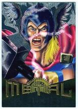 Fleer Marvel Metal #13 THOR Silver Parallel Chase Card - $2.93