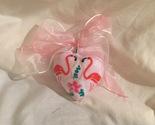 Flamingo pink bow thumb155 crop