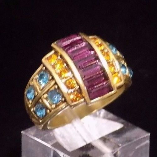 Heidi Daus *Clearly Classic* Ring sz 6