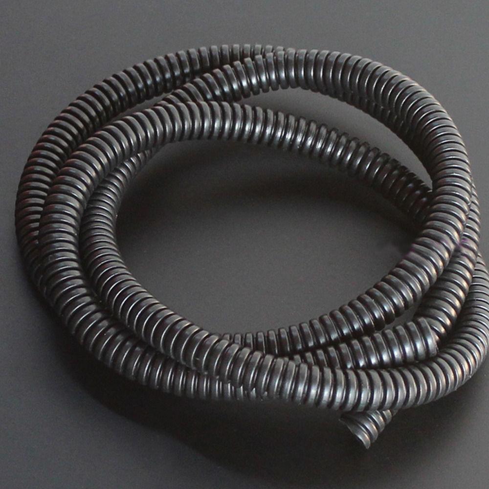 "10/' Feet 1//2/"" Split Loom Wire Cable Flexible Tubing Conduit Hose Cover Car Sales"