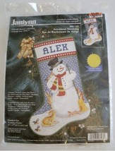 Janlynn Counted Cross Stitch Stocking Kit - $27.00