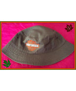 Harley Davidson  Mens Bucket Hat Fishing Hiking Biking Boating Outdoor R... - $14.99