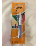 MINI BIC Pen Multicolor Ink Green Blue Red Black 4 Colors - $8.90