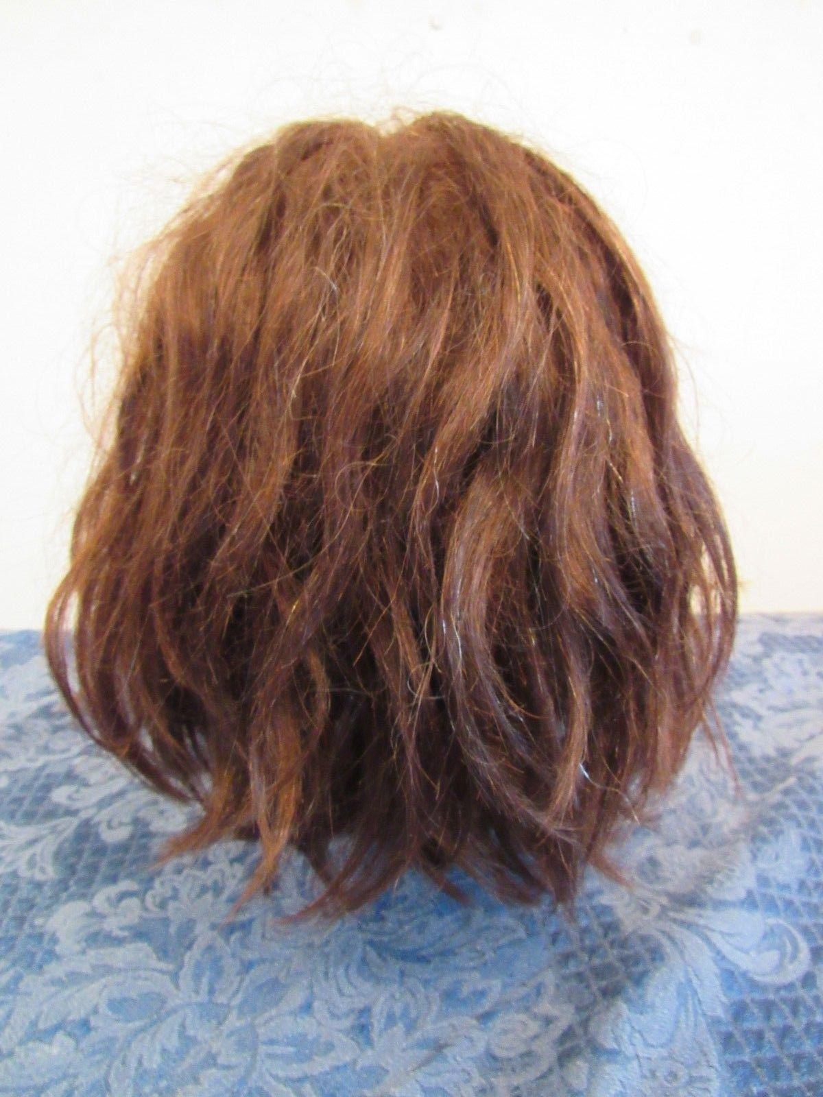 "Diane Manikin  Mannequin Head 100% Human Hair  18-2"" Straight Gwen 325W"