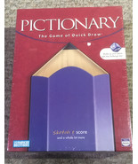 Pictionary The Game of Quick Draw Board Game 15th Anniversary Edition 20... - $37.62