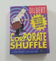 Dilbert Corporate Shuffle Game Wizards of the Coast Great Dalmuti EUC - $33.65