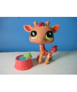 943 Giraffe - Star Eyes - Toys R Us Exclusive Geoffrey Littlest Pet Shop... - $7.20