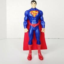 DC Kids 2015 Justice League Superman Mattel Action Figure with Cape DWV3... - £3.20 GBP