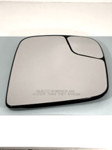 Right Pass Heated Mirror Glass w/Holder for 13-17 Nis NV200 15-17 Chevy City Van - $29.65