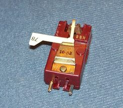 PHONOGRAPH CARTRIDGE NEEDLE Astatic 148 UNIVERSAL REPLACEMENT for 0.5 volts image 3