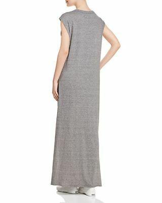 IRR 148$ Current Elliott T Shirt Dress The Delphi Maxi Tee Gray size *2 image 2