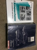 1988 BUICK REATTA RIVIERA Service Shop Workshop Repair Manual Set OEM GM - $138.59