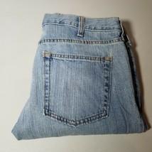 "Old Navy Jeans Mens Slim Fit Denim Light Wash Size 36""W x 34""L 10"" Rise - $22.49"