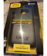 OtterBox Commuter Lite Series Case Cover for Samsung Galaxy J2 Only Black - $19.39