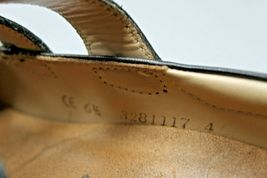 Finn Comfort Size 6.5 M Black Mary Jane Hook & Loop Comfort Orthopedic Shoes image 6
