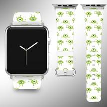 Monsters Inc Disney Apple Watch Band 38 40 42 44 mm Series 1 2 3 4 Wrist Strap 1 - $24.99+