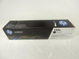 New HP 130A CF350A Black Toner Print Cartridge - $30.60