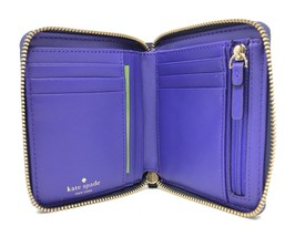 TEST Kate Spade Darci Wright Place sapphire Wallet + 7% off - £175.06 GBP