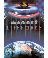 Lifeforce DVD - $10.95