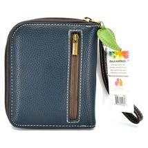 Chala Handbags Faux Leather Cactus Cacti  Zip Around Wristlet Wallet image 2