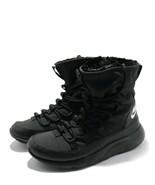 Nike black high Venture Black Faux Fur Lining Women Winter Boots AQ9493-... - $39.99