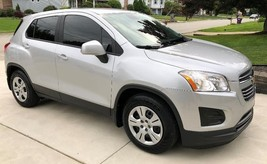 2016 Chevrolet Trax Ls For Sale In Pittsburgh, PA 15239 image 1