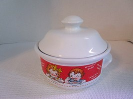 Campbell's Soup Kids Small Soup Tureen Bowl with Lid - 1998 Houston Harv... - $11.04