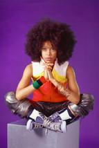 Erykah Badu Striking Studio Pose Afro Hairstyle 18x24 Poster - $23.99