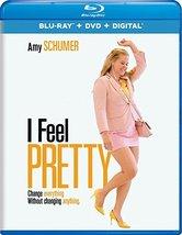 I Feel Pretty [Blu-ray+DVD+Digital, 2018]