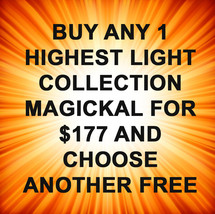 THROUGH SUN 17TH 1 HIGHEST LIGHT COLLECTION FOR $177 & GET ONE FREE OFFERS  - $354.00