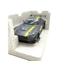 Norev 1:18 Scale Mercedes-Benz AMG GT3 Presentation Car Grey #1 Dealer Rare - $316.78