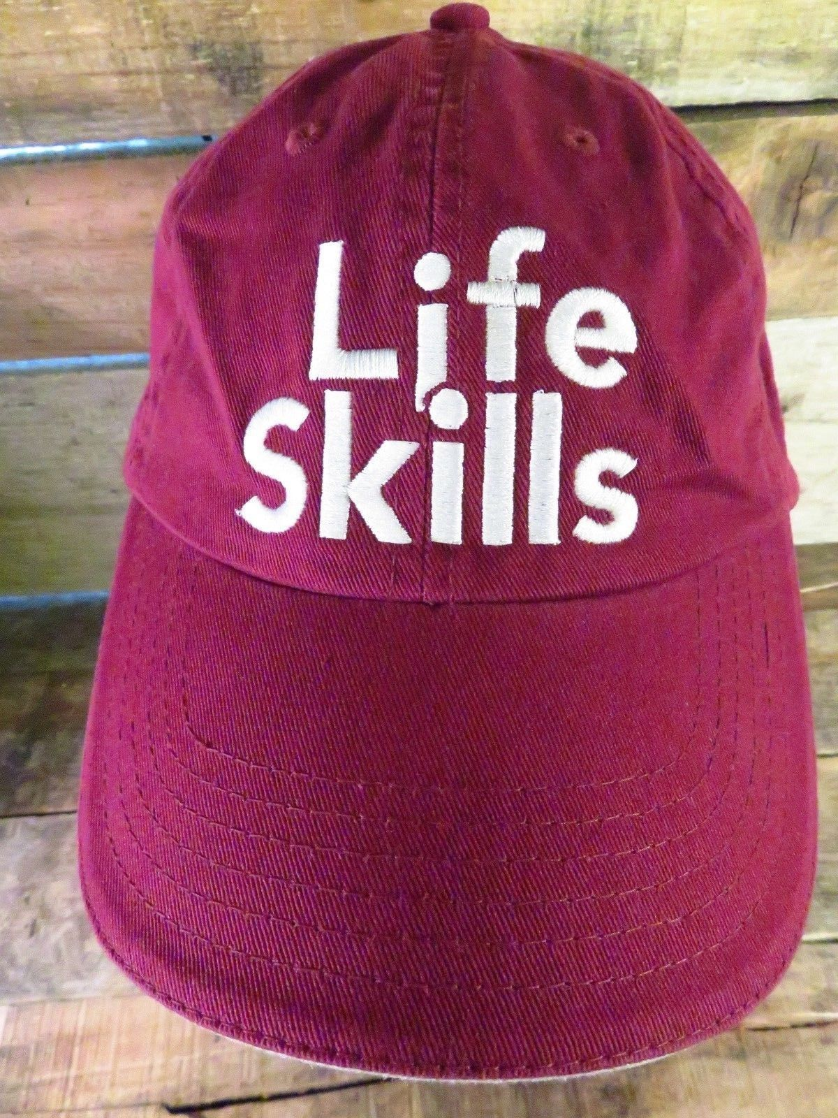 Primary image for LIFE SKILLS 28th Annual Adjustable Adult Hat Cap