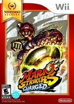 Mario Strikers Charged (Nintendo Selects) [video game] - $20.96