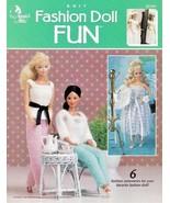 Fashion Doll Fun Knit Barbie™ Peplum Pants Shirt Wedding Dress Shawl Vei... - $11.83