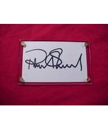 PATRICK STEWART  Autographed Signed Signature Cut w/COA - 30740 - $40.00