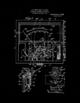 Electrical Measuring Apparatus Patent Print - Black Matte - $7.95+