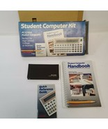 Student Computer Kit PC-125A PARTS ONLY Box, Handbook, Guide and Case - $57.09