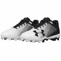Under Armour Leadoff Mid Rubber Molded Baseball Cleats Size 15 New with ... - $22.99