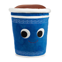 "Yummy World Kidrobot George Greek Coffee XL 16"" Plush! - ₹2,066.11 INR"
