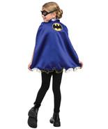 Imagine by Rubie's DC Comics Batgirl Mask and Cape Set - $75.18