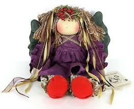 Handmade 1995 Gretchen Wilson Little Souls Holiday Baby Angel - L.E. #11... - $89.09