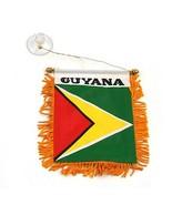World Mini Banner-Guyana - $9.80