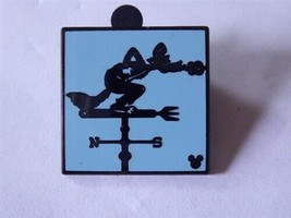 Disney Trading Pins 138592 DLR - Hidden Mickey Weathervanes - Big Bad Wolf - $9.50
