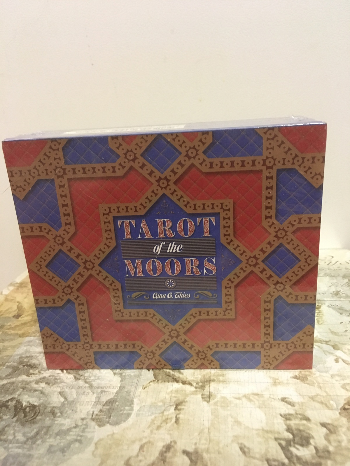 Tarot of the Moors, empathetic oracle and Rana Lenormand