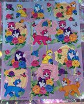 *PickYourSheet* VINTAGE LISA FRANK Complete & Crispy Sticker Sheets HTF RARE image 4