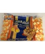 Candy Corn Marshmallows KRAFT 8 oz Bag JET-PUFFED Fat Free 100 calorie H... - $6.81