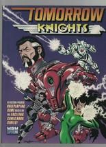 Tomorrow Knights - Mutants & Masterminds SC 2005 Spectrum Games 19781748365 - $8.81